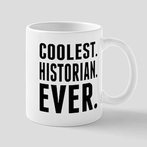 Coolest. Historian. Ever. Mugs