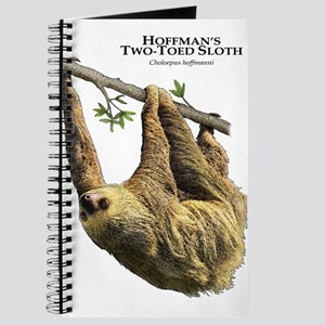 Hoffman's Two-Toed Sloth Journal
