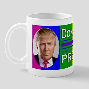 Gay Rights Trump Mug