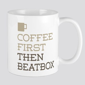 Coffee Then Beatbox Mugs