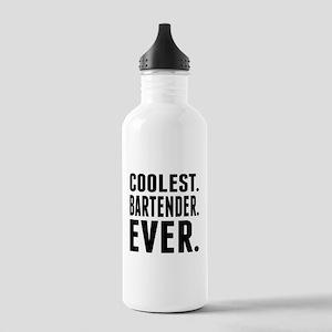 Coolest. Bartender. Ever. Water Bottle