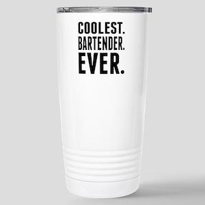 Coolest. Bartender. Ever. Travel Mug