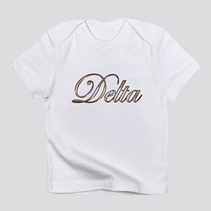 Gold Delta Infant T-Shirt