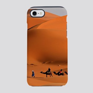 Camel Caravan In The Desert iPhone 8/7 Tough Case