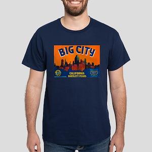 Big City Cal. Bartlett Pears Dark T-Shirt