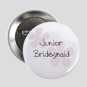 Jr. Bridesmaid Pink Button