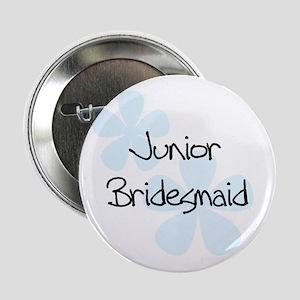 Jr. Bridesmaid Blue Button