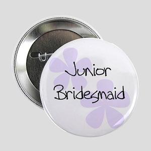 Jr. Bridesmaid Lilac Button