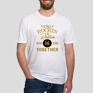 Still Rockin Rollin After 16 Years Togethe T-Shirt