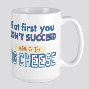 Big Cheese Mugs