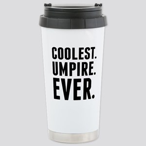 Coolest. Umpire. Ever. Travel Mug
