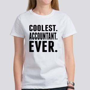Coolest. Accountant. Ever. T-Shirt