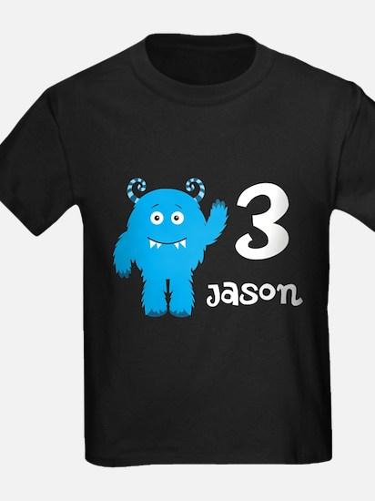 Blue Monster T