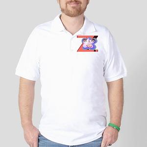 """""""With A Z"""" Golf Shirt"""