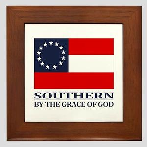CSA 1st Nationl (Grace of God) Framed Tile