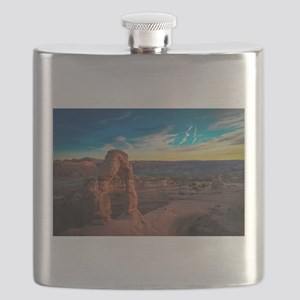 Utah Arches National Park Flask