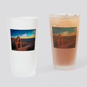 Utah Arches National Park Drinking Glass
