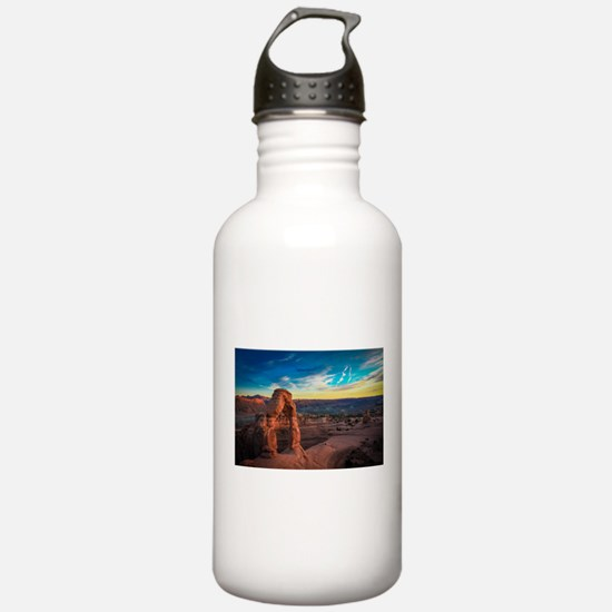 Utah Arches National Park Water Bottle