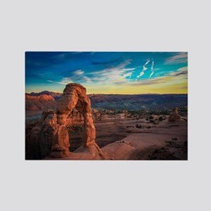 Utah Arches National Park Magnets