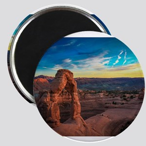 Utah Arches National Park Magnets
