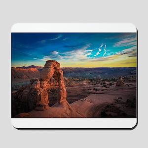 Utah Arches National Park Mousepad