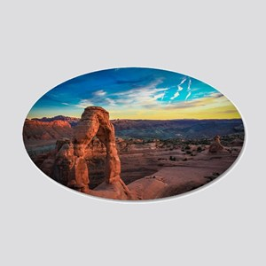 Utah Arches National Park Wall Decal