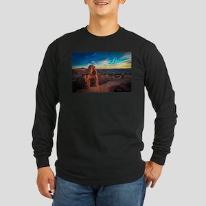 Utah Arches National Park Long Sleeve T-Shirt