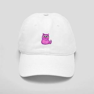 pink Kitten Cap