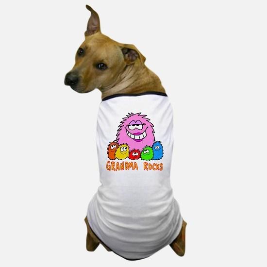 Grandma Rocks! Dog T-Shirt