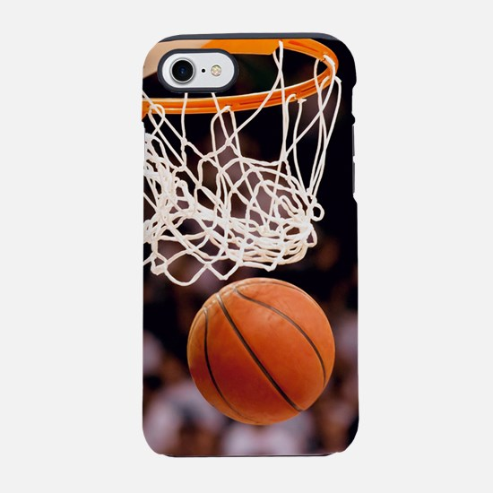 Basketball Scoring iPhone 8/7 Tough Case