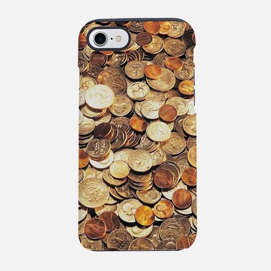 U.S. Coins iPhone 8/7 Tough Case
