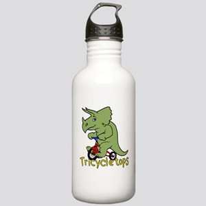 Triceratops Bicycle Stainless Water Bottle 1.0L