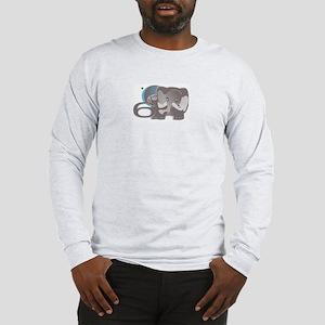 ELEPHNT6 'Tusk Tusk' Long Sleeve T-Shirt