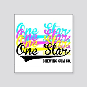 One Star CO. CMYK Sticker