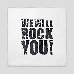 We Will Rock You Queen Duvet