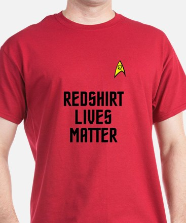 Redshirt Lives Men's T-Shirt