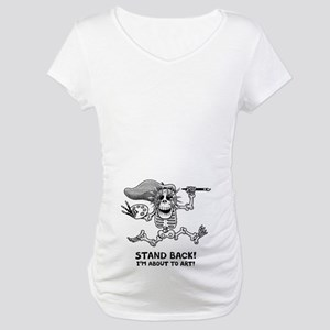 Stand Back! Maternity T-Shirt