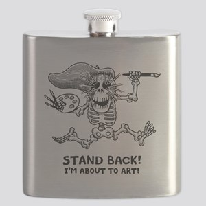 Stand Back! Flask