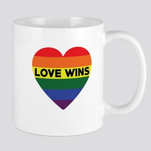 Love Wins Mugs