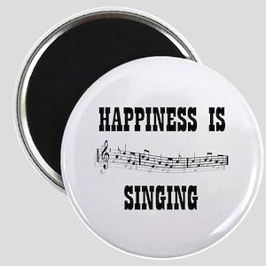 SINGING Magnet