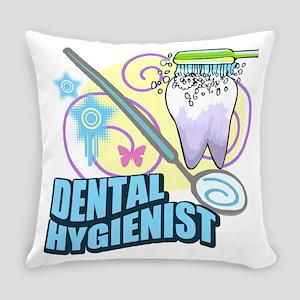 Dental Hygienists Everyday Pillow