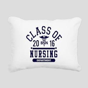 Class of 2016 BSN Rectangular Canvas Pillow