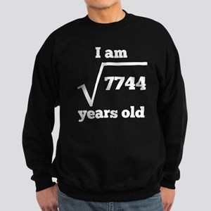 88th Birthday Square Root Sweatshirt