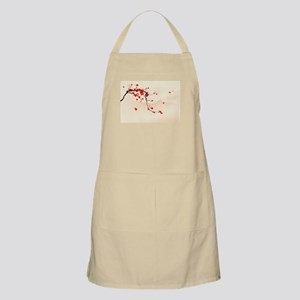 ASIAN TREE BRANCH Apron