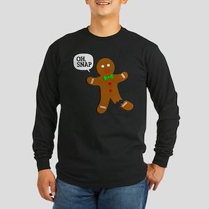 oh, Snap! Long Sleeve T-Shirt