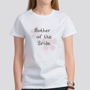 Mother of Bride Pink Women's T-Shirt