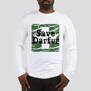 Vintage Save Darfur Long Sleeve T-Shirt