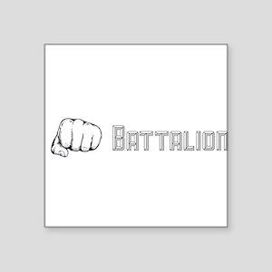 Battalion Sticker