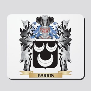Harris Coat of Arms - Family Crest Mousepad