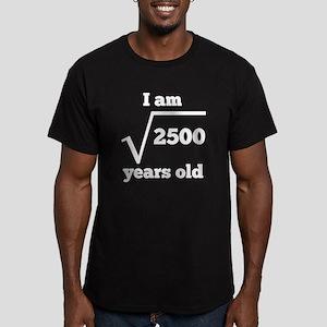 50th Birthday Square Root T-Shirt